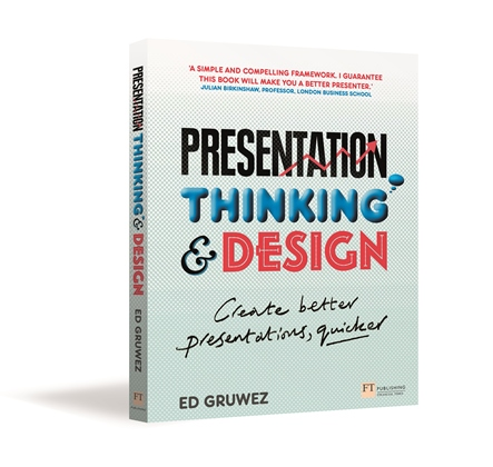 Book: Presentation Thinking & Design