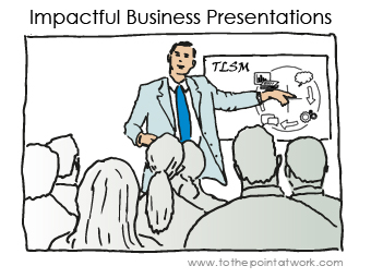How to prepare an impactful business presentation?