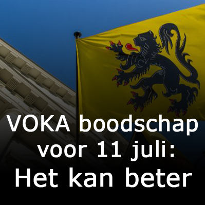 De brief van VOKA: zeer goed, maar kan het beter?